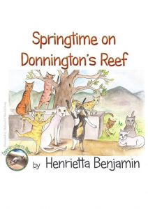 Springtime On Donnington's Reef by Henrietta Benjamin (Paperback)