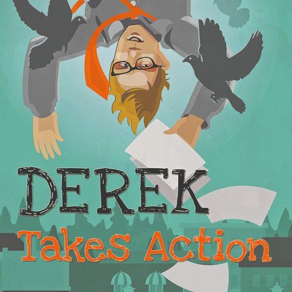 Derek Takes Action by Mac Black (Paperback)