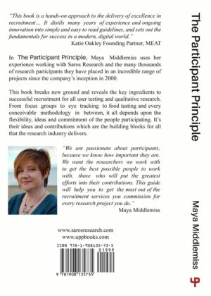 The Participant Principle by Maya Middlemiss