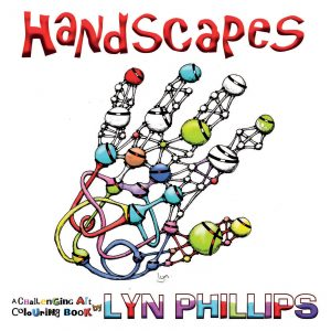 Handscapes: Dream Doodles by Lyn Phillips (Paperback)